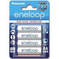Akumulator PANASONIC Eneloop R6 AA 2000mAh 4szt. z kategorii Akumulatorki