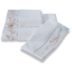 Bambusowy ręcznik kąpielowy RUYA 85x150cm Biały