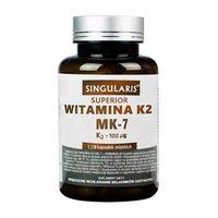 WITAMINA K2 MK-7 100µg 120 kaps SINGULARIS Superior