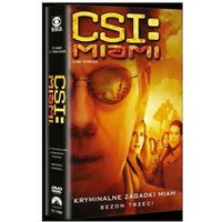 Imperial cinepix Csi: kryminalne zagadki miami, sezon 3 (dvd) - joe chappelle, duane clark, frederick k. kelle