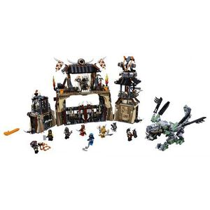 70655 SMOCZA JAMA (Dragon Pit) KLOCKI LEGO NINJAGO