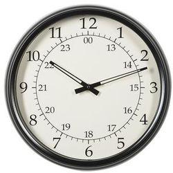 Zegar ścienny marki Black red white