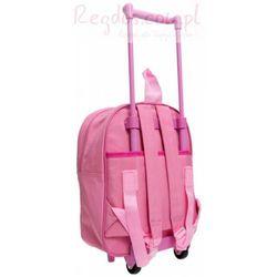 Disney Dzwoneczek walizka/plecak na kółkach dla dzieci