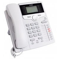 CTS-220.CL-GR Telefon systemowy, szary Slican