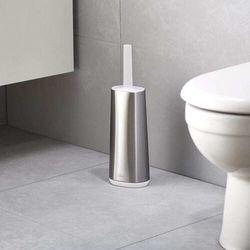 - szczotka toaletowa, stalowa flex™ marki Joseph joseph