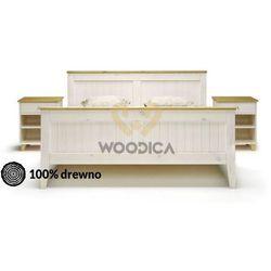 Woodica Łóżko siena 25 l4 160x89x200