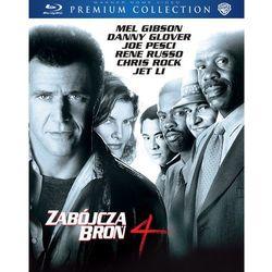 Zabójcza Broń 4 (Blu-Ray), Premium Collection - Richard Donner - sprawdź w wybranym sklepie