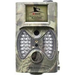Braun Phototechnik Kamera monitorująca BLACK300 Fotopułapka (scutingcam300) Darmowy odbiór w 19 miastach! z