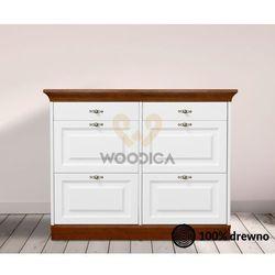 Szafka na buty roma 20 [duża] marki Woodica
