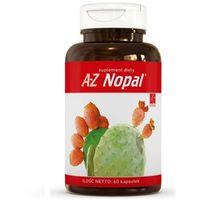 A-Z Nopal 450mg 60 kaps.