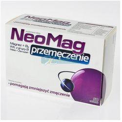 Neomag przemęczenie x 50 tabl - oferta [058b21785761525a]