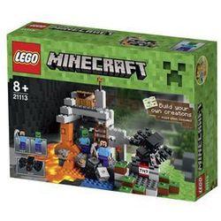 Zabawka Lego Minecraft Jaskinia 21113 z kategorii [klocki dla dzieci]