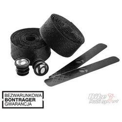 Owijka kierownicy  Microfiber czarna - Czarny, produkt marki Bontrager