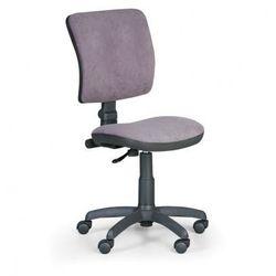 B2b partner Biurowe krzesło milano ii bez podłokietników - szary