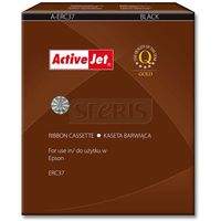 ActiveJet A-ERC37 kaseta barwiąca kolor czarny pasuje do drukarki igłowej Epson (zamiennik ERC37), kup u jed