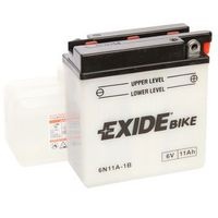 Akumulator Exide 6N11A-1B 6V 11Ah 95A