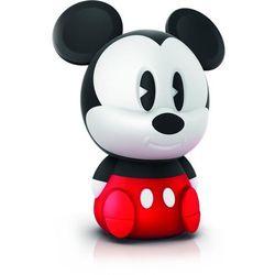 Lampka nocna PHILIPS Disney Monsters 30 Czarny + DARMOWY TRANSPORT! - produkt z kategorii- Oświetlenie dla dz