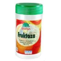 Dietetyczna fruktoza z błonnikiem 500g, OPT387