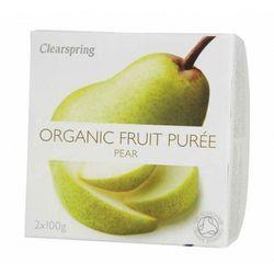 Deser gruszkowy bio 200 g wyprodukowany przez Clearspring