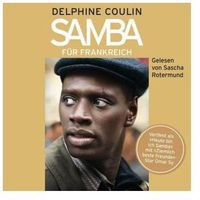 Samba fur frankreich marki Coulin, delphine