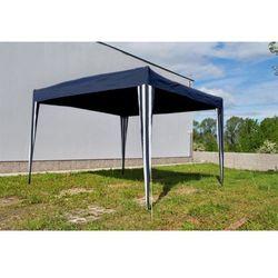 Pawilon ogrodowy składany 3x3m niebieski p5529 marki Malatec