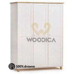 Woodica Szafa siena 02 3d 133x194x57