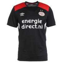 Umbro PSV EINDHOVEN Artykuły klubowe black/high risk red/white