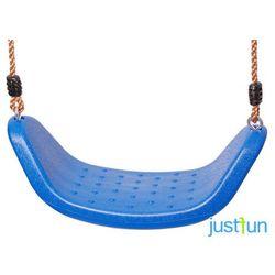 Huśtawka plastikowa LUX - niebieski - oferta [954fda40f3afd683]