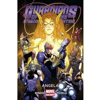 Guardians of the Galaxy. Strażnicy Galaktyki #02: Angela, oprawa miękka