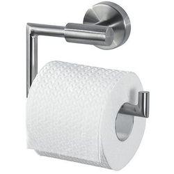 Uchwyt na papier toaletowy bosio matt - stal nierdzewna, marki Wenko