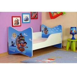 Frankhauer Łóżko dziecięce Kevin 70 x 140 - produkt z kategorii- Łóżeczka i kołyski