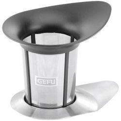 Gefu Sitko do herbaty ze stali, klasyczny, pojemny zaparzacz. (4006664129008)