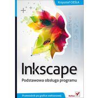 Inkscape Podstawowa obsługa programu, oprawa broszurowa