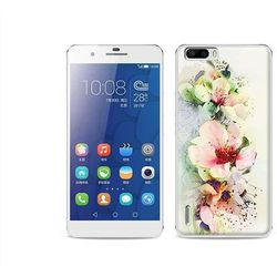 Fantastic Case - Huawei Honor 6 Plus - etui na telefon Fantastic Case - róże herbaciane - produkt z kategori