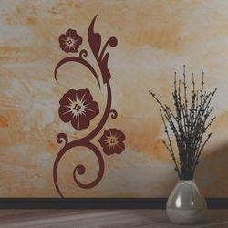Deco-strefa – dekoracje w dobrym stylu Kwiaty 985 szablon malarski
