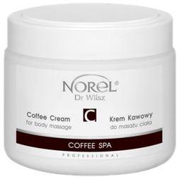 Norel (Dr Wilsz) COFFEE SPA COFFEE CREAM FOR BODY MASSAGE Krem kawowy do masażu ciała (PB307) - sprawdź w w