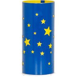 Aldex Lampa oprawa stołowa gwiazdy 1x40w e14 niebieska 710b/11