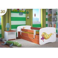 Łóżko dziecięce babydreams wiosna kolory negocjuj cenę marki Kocot-meble