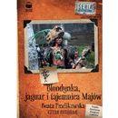 AUDIOBOOK Blondynka jaguar i tajemnica Majów, Biblioteka Akustyczna
