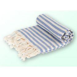 Sauna Łażnia - Hammam Ręcznik 100% Bawełna Acacia 1 Niebieski, F1FF-677A6