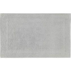 Cawo Dywanik łazienkowy modern 50 x 80 cm platynowy