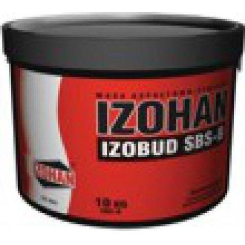 IZOBUD SBS-B- masa do konserwacji papowych pokryć dachowych modyfikowna SBSem op.20kg z kategorii izolacja i ocieplanie
