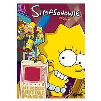 Imperial cinepix Simpsonowie - sezon 9 (dvd) -  (5903570146572)