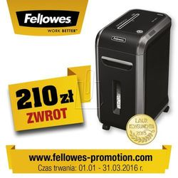 Niszczarka Fellowes Microshred 99Ms - produkt z kategorii- Niszczarki