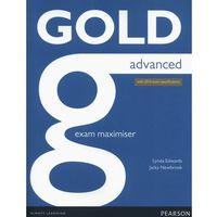 Gold Advanced. Ćwiczenia bez Klucza + Audio Online
