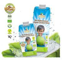 Woda kokosowa bio 330 ml -  marki Dr goerg