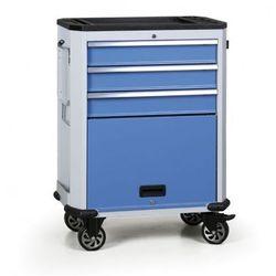 B2b partner Wózek warsztatowy expert, 4 szuflady