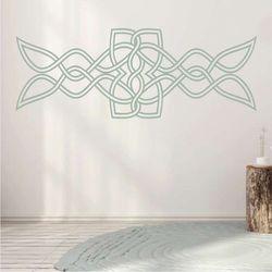 Szablon na ścianę wzór celtycki 2201 marki Wally - piękno dekoracji