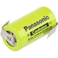 Akumulator specjalny Panasonic KR-CH(2.5), NiCd, 2500 mAh, 1.2 V, 1 szt., C ZLF