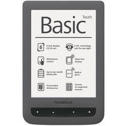 Czytnik PocketBook Basic Touch z technologią E-Ink